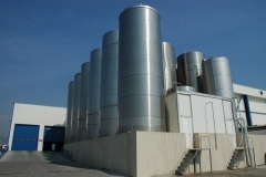 silo-tanks